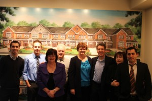 Fieldgate Homes Milton Trails Sales Team