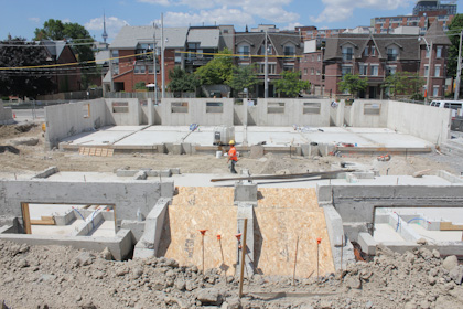 Corktown Mews Construction Update July 2012 (20)