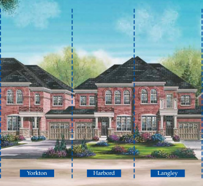 FG uu townhomes feature