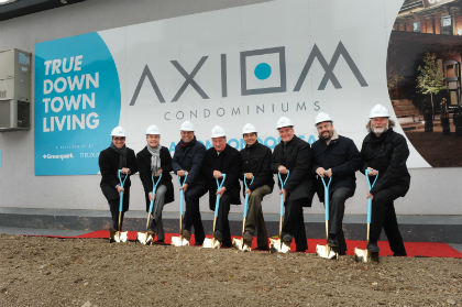 Axiom Ground Breaking FG 1