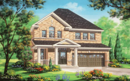 38' Cardinal at Valleylands in West Brampton by Fieldgate Homes