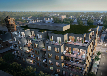 Heartwood in Toronto by Fieldgate Homes