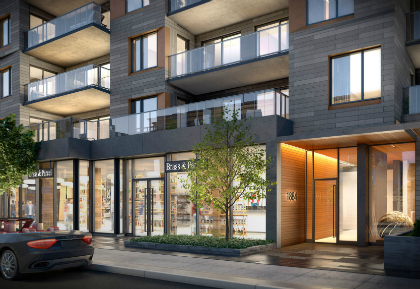Heartwood The Beach in Toronto by Fieldgate