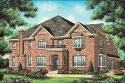 38' detached home at Impressions in Kleinburg by Fieldgate Homes
