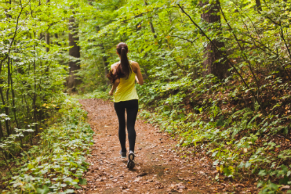 MEC Trail Run at the Kortright Centre for Conservation