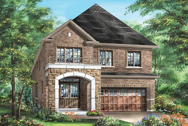 Cobblestones South in Brampton by Fieldgate Homes