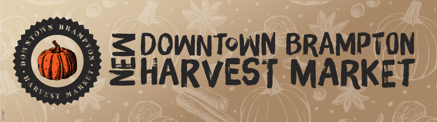 New Downtown Brampton Harvest Market