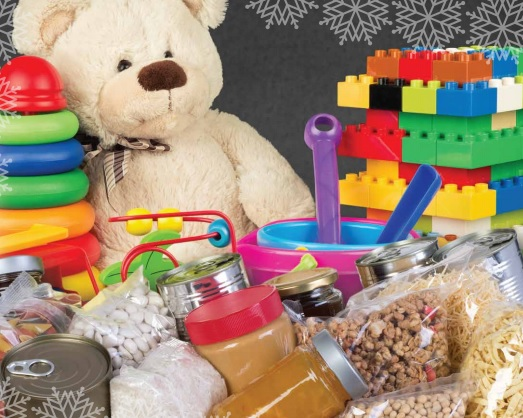 Brampton's Food and Toy Drive