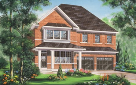 41' Oriole at Valleylands in West Brampton by Fieldgate Homes