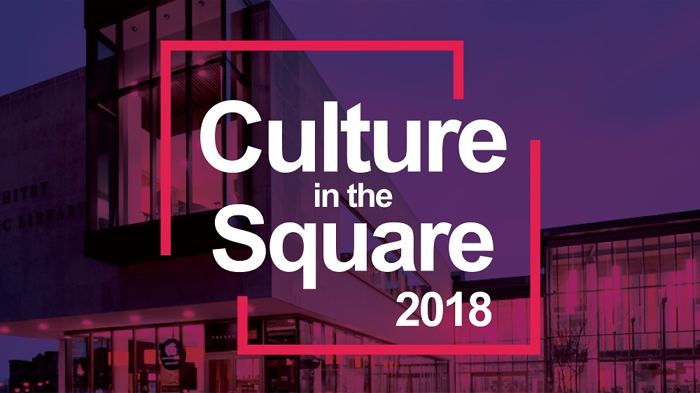 Culture in the Square in Whitby