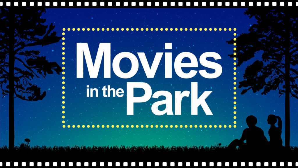 Movies in the Park in Whitby