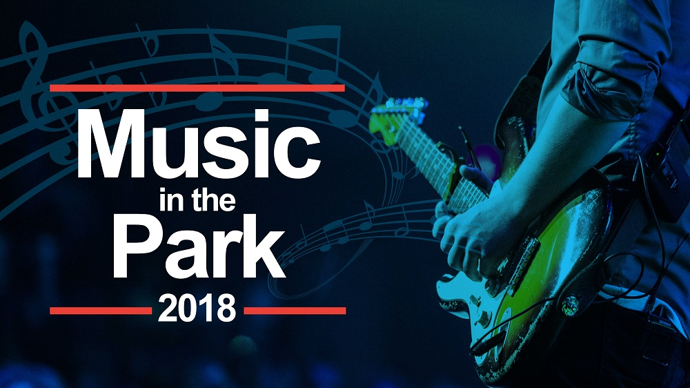 Music in the Park in Whitby