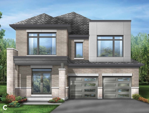 New Kleinburg by Fieldgate Homes