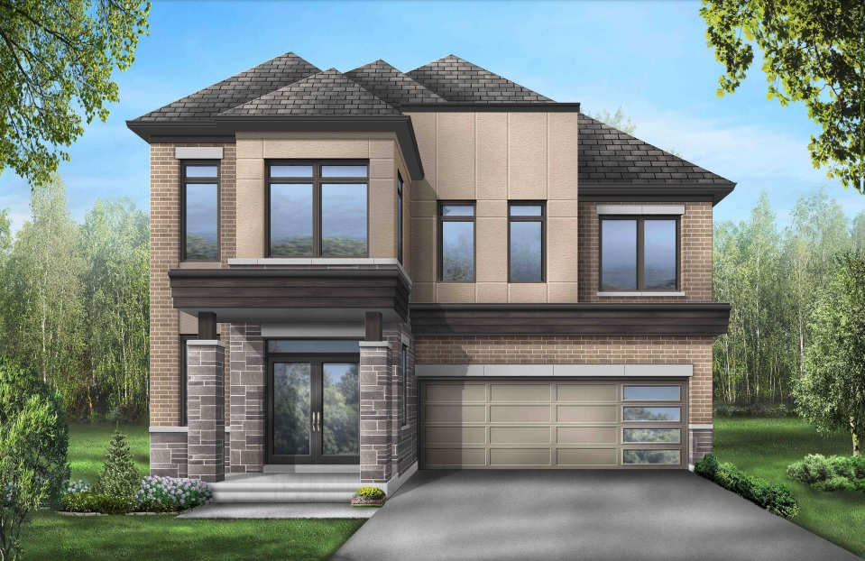Blue Sky in Stouffville by Fieldgate Homes