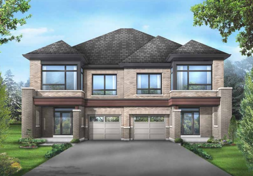 Park Vista at Whitby Meadows by Fieldgate Homes