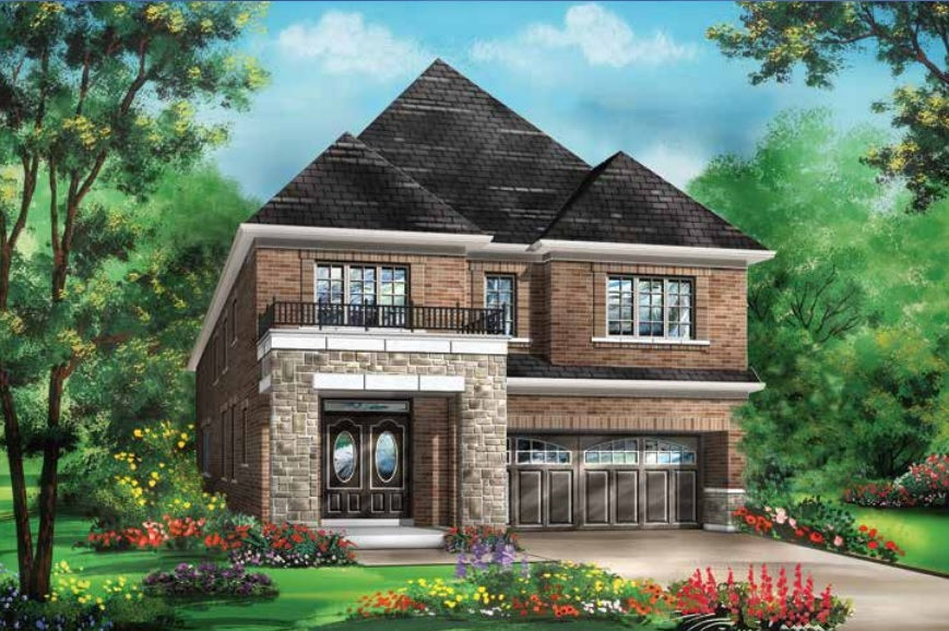 Cobblestones South in West Brampton by Fieldgate Homes