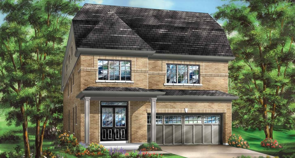 Cobblestones in Brampton by Fieldgate Homes