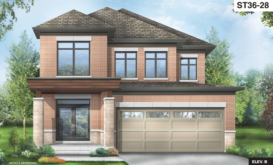 Cityside Stouffville by Fieldgate Homes