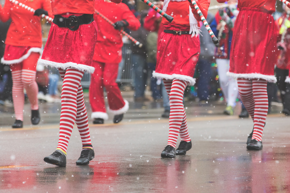 Whitchurch-Stouffville Santa Claus Parade