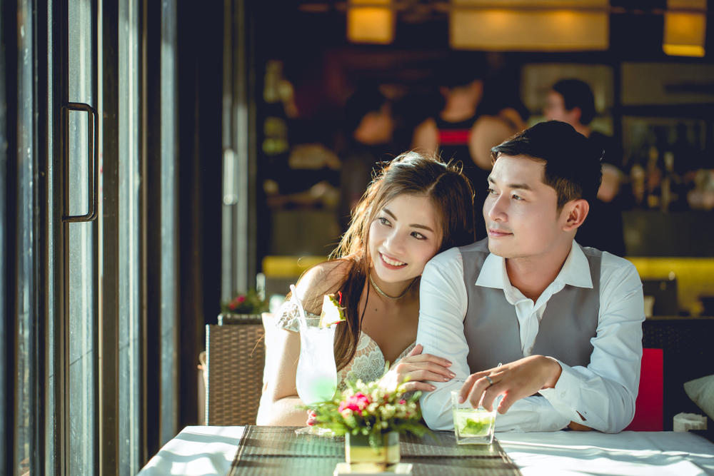 Romantic restaurants in Richmond Hill