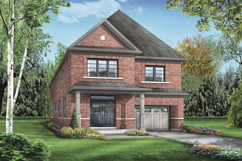 Upper Valleylands in Brampton/Caledon by Fieldgate Homes