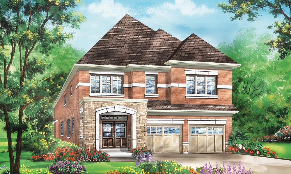 Whitby Meadows and Park Vista home by Fieldgate Homes