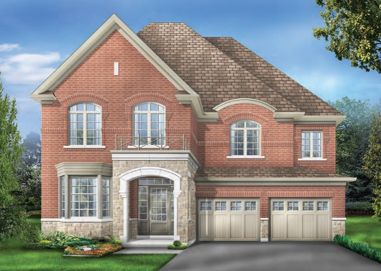 The Jackon at New Kleinburg by Fieldgate Homes