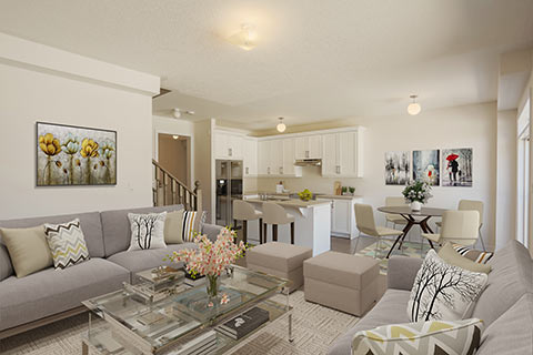 Interior at Whitby Meadows by Fieldgate Homes