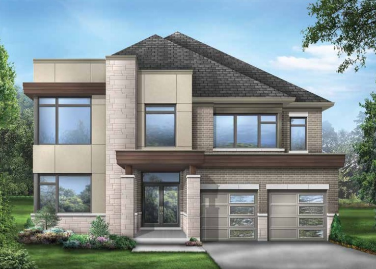 50' Belmore at New Kleinburg by Fieldgate Homes