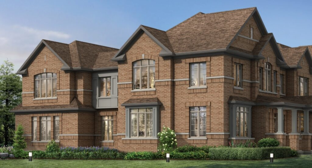 Freehold Townhome at Upper Valleylands in Brampton/Caledon by Fieldgate Homes