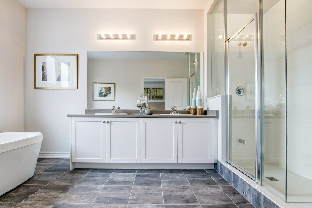 30' Newton ensuite at Whitby Meadows by Fieldgate Homes