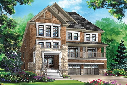 The Clover at Richlands in Richmond Hill by Fieldgate Homes