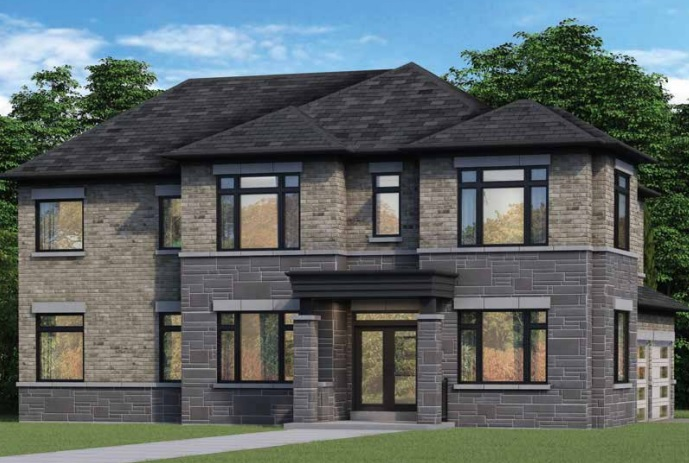 Park Vista detached home in Whitby by Fieldgate Homes
