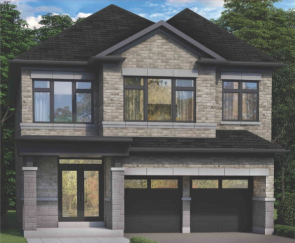 Detached home at Whitby Meadows by Fieldgate Homes