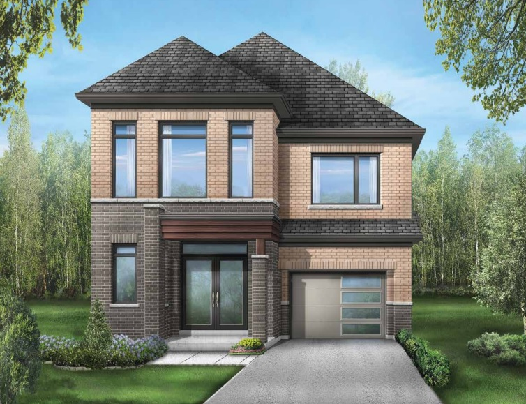 Detached home at Seaton in Pickering by Fieldgate Homes