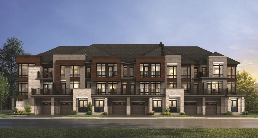 aTowns in Ajax by Fieldgate Homes
