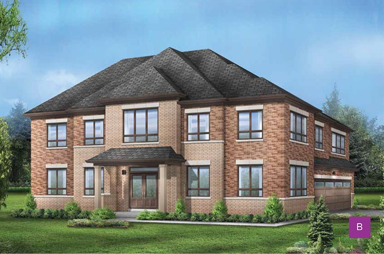 Dreamscape in Oshawa detached home by Fieldgate Homes
