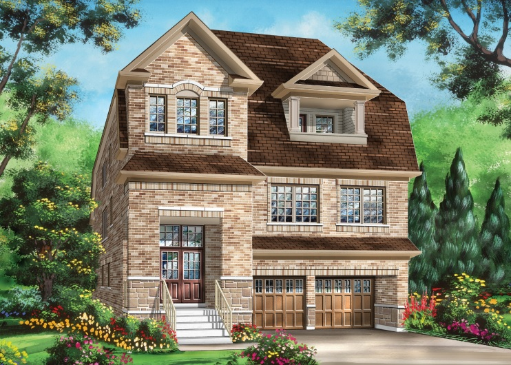 Detached home at New Kleinburg by Fieldgate Homes