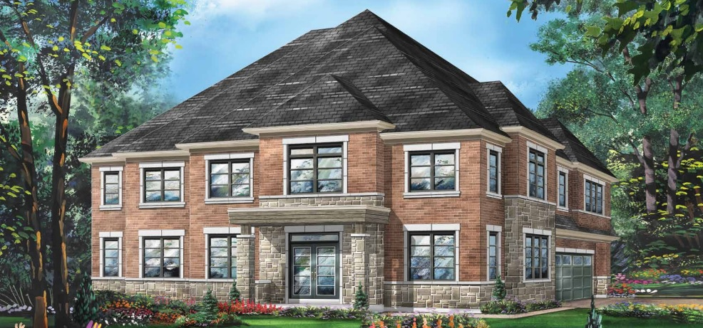 Detached home in Richmond Hill by Fieldgate Homes