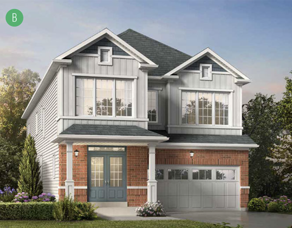 Detached home in Shelburne by Fieldgate Homes
